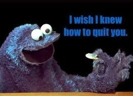 @MichaelJDay Who's the Cookie Monster now Michael J Day?