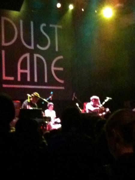 Photo from Yann Tiersen show