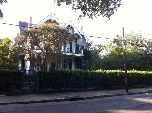 For thoseof you into Real Estalking, this is Sandra Bullock's house in New Orleans