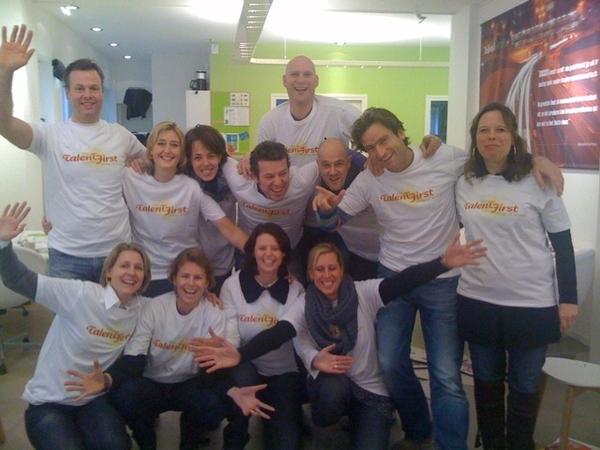 Dreamteam TalentFirst #talentfirst