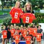 Kleine meisjes worden groot! Lekker shinen morgen @famkedeelstra en natuurlijk alle andere toppers. #euros #sevens #rugby #brive #orange