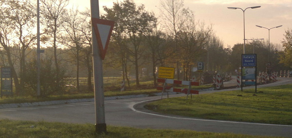 #Katwijk #Noord? Zou toch zweren dat hier #Katwijk aan #Zee stond! (en moet staan) @gemeentekatwijk #fb