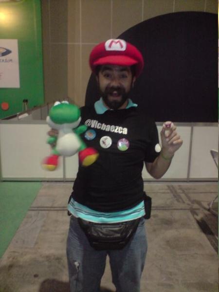 Mario Bros en CPMexico