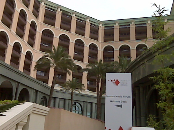 Monaco Media Forum