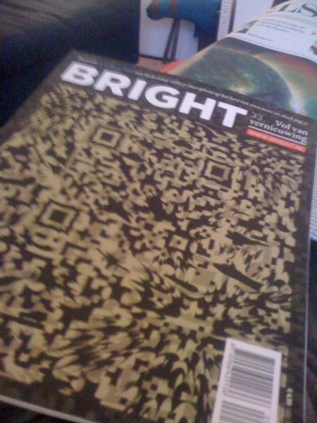 Nieuwe #Bright looks cool!