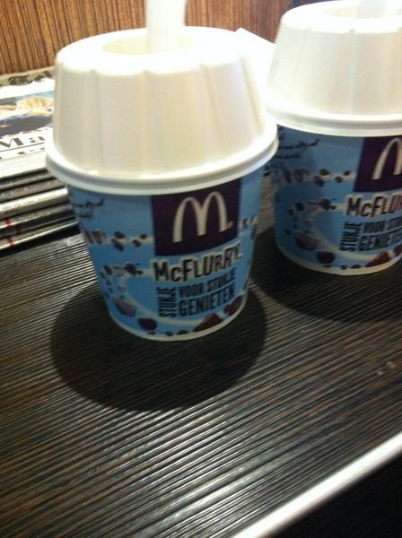 ik heb un macflurry c; #mac