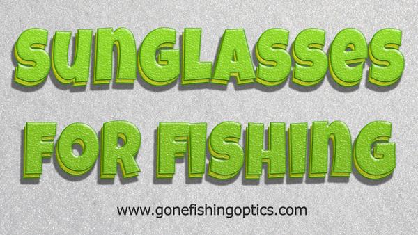 fishing sun glasses