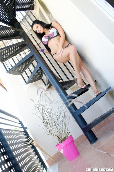 @ALETTAOCEANXXXX  Scene in @Culioneros #SexoEnPublicoSexo #Culioneros