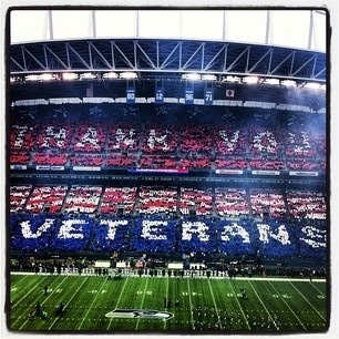 The @usaa gets a follow friday for: Million #Fan Salute http://www.millionfansalute.com/ Go @Seahawks. #FF #NFL