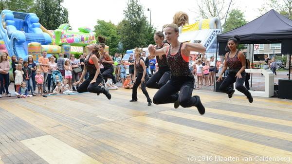 Vandaag was er het #komfestival in #rosmalen met oa demonstraties #dans door @_DreamDance