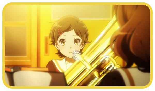 Sound! #Euphonium ep6 title pic #anime
