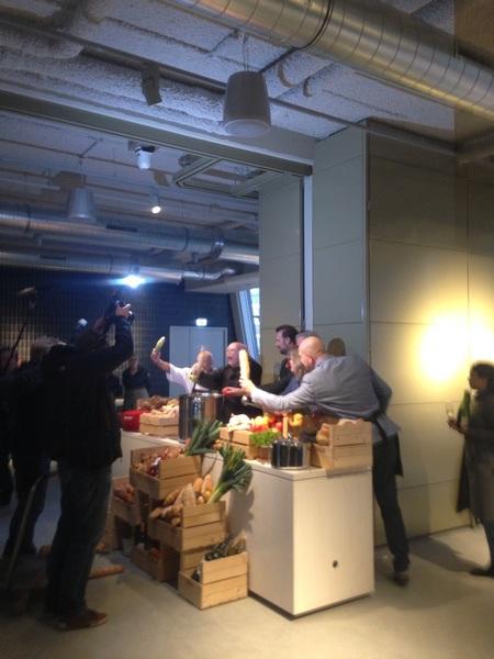 Wat een Wereld van Smaak! #opening #markthal #rotterdam