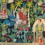 Frida Kahlo Cotton Fabric
