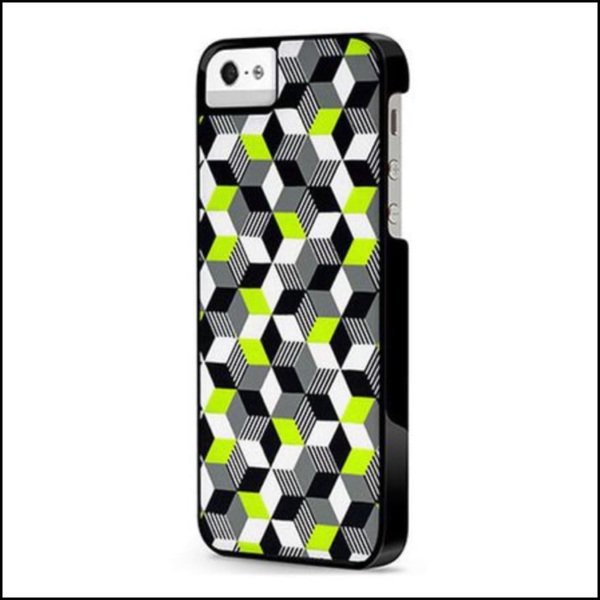 X-Doria Dash Icon Snap On Shell Case for Apple iPhone 5 / 5S / SE - Cubes #UKHashtags https://t.co/VPYnwFi4tb