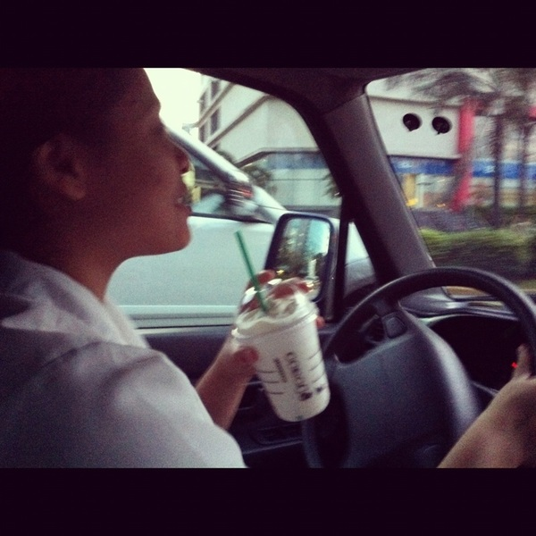 meet raissa pilones, our new driver..:))  @krispink08 @essipars03 @jar_O @raissapee 