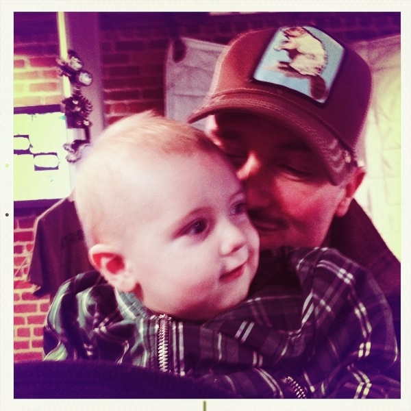 Fletcher of the day: uncle Riley