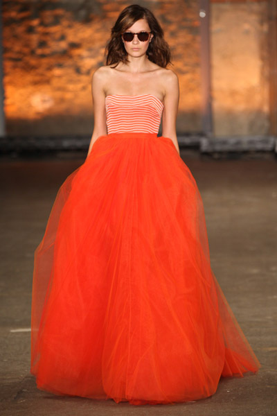 Christian Siriano Spring 2012 Collection. More later. #NYFW #Fashion @csiriano #ProjectRunway @PaulWilmotComm