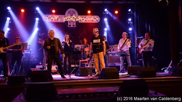 In @DeKentering #rosmalen was zaterdagavond de Vrienden van Satisfaction Live van @SoosSatisfactio