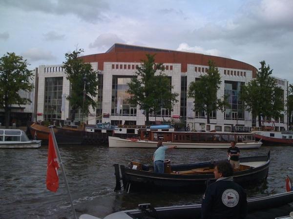Opera house.
