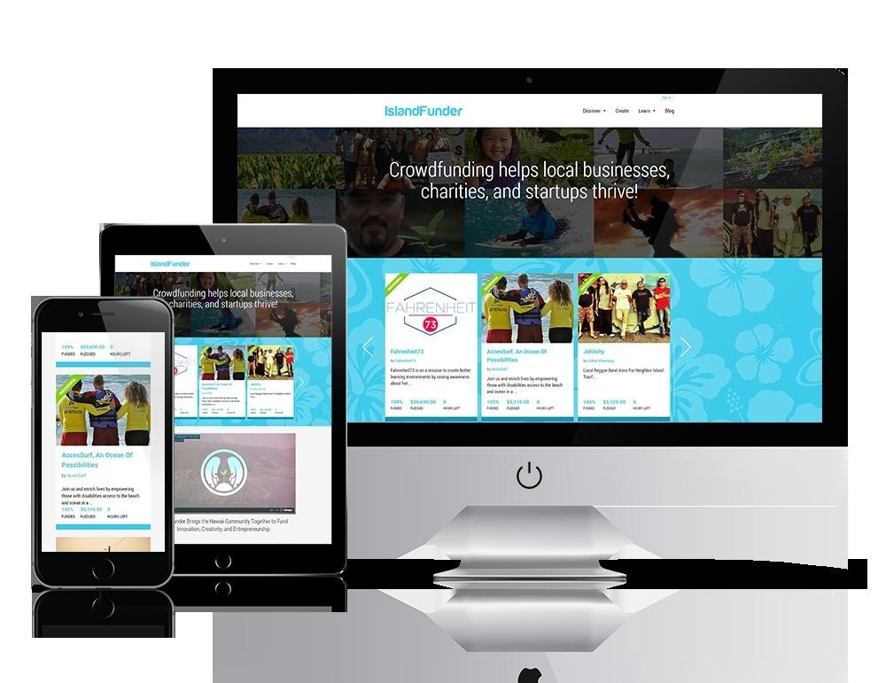 hawaii seo web design dynamic websites designer in