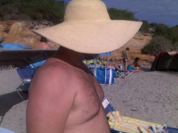 #SoyUnGordito porque de este ángulo parezco una inglesa #Topless
