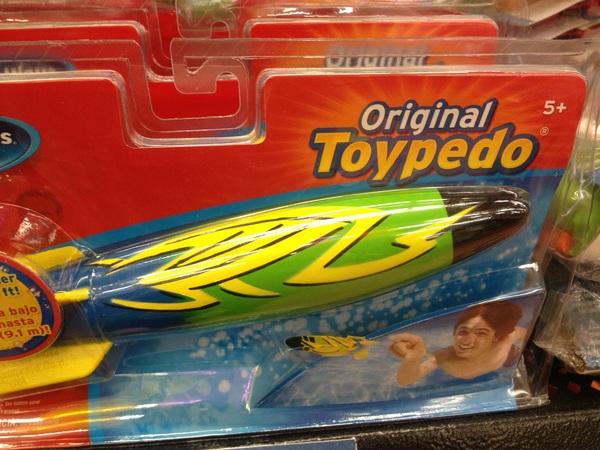El juguete de mi compadre @ursusgrizzly