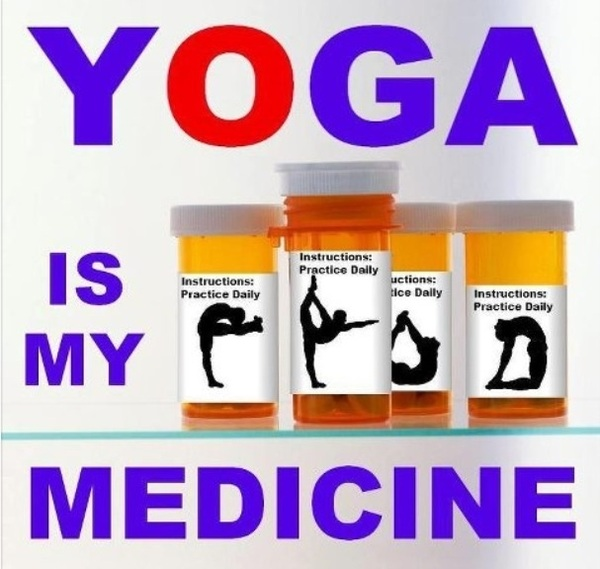 #Yoga is my medicine. #Bikram