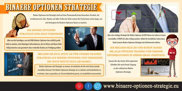 Binaereoptionenstrategie