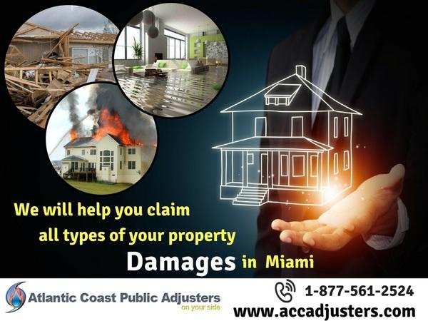 Best Insurance Claim Adjuster in Broward county