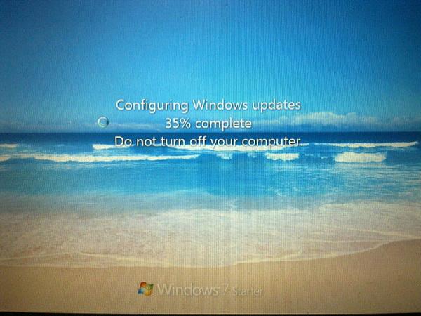 @uschala Cada vez que por algún software me veo obligado a bootear desde güindous me sale esto. / :