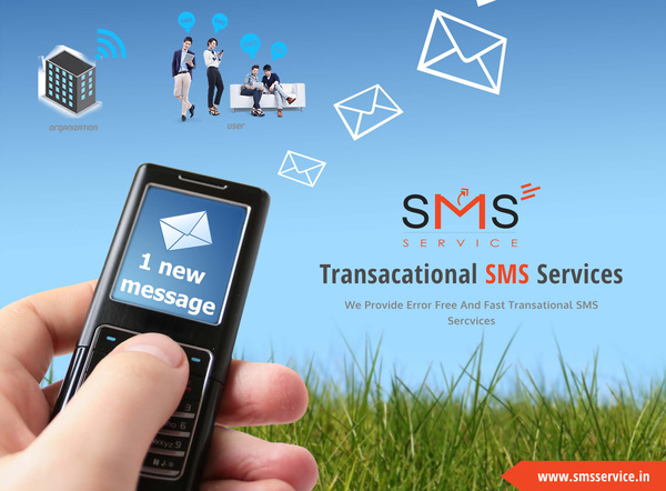 Transactional SMS Service Provider india