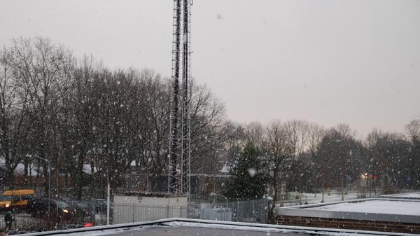 Zozo, dat was even flinke #sneeuw ineens in #rosmalen