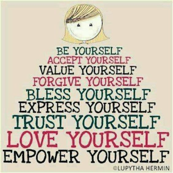 Self-love is the most important step in healing! #FeelGoodFridays http://bit.ly/1cmAZdb