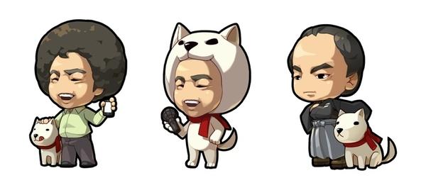 坂本龍馬の孫さんバージョン( ´ ▽ ` )ノRT @masason えぇ写真じゃーーっ! @hiroomi0910:  RT @masa_toku: 龍馬と#ryomaden http://twitpic.com/2u9wg3