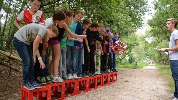 Afgelopen week hadden de brugklassers van @rodenborch #rosmalen brugklaskamp