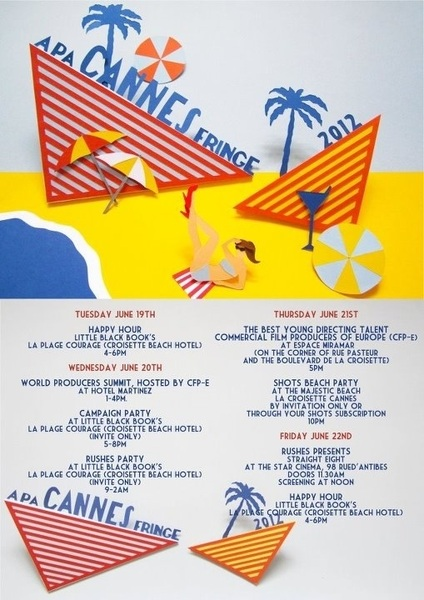 Two weeks today I will be in Cannes!! #cantbloodywait 