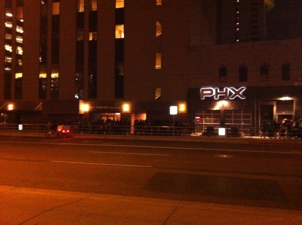 Stooopid line at PHX already!!! Damn man! Legggooo!
