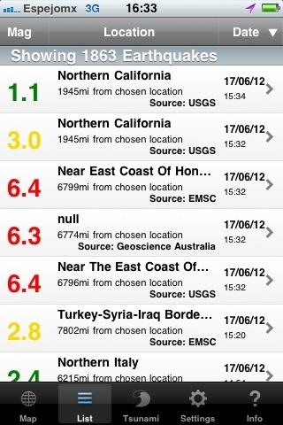 @edalgomezn bueno y paso al fin no fue 7 pero casi y salvo a California lo se por que a la misma hora tembló en N. California