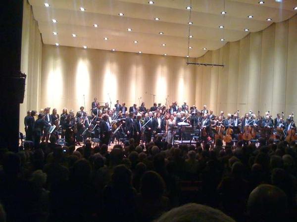Staande ovatie bij Gergiev festival