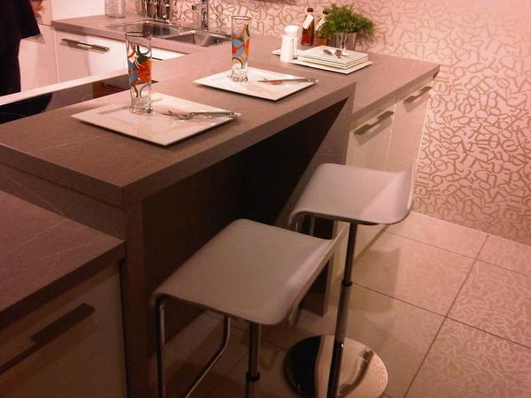 Ook voor de kleine ruimtes een keuken oplossing by robin keller ...