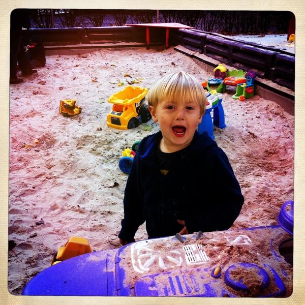 Fletcher of the day: Sandbox