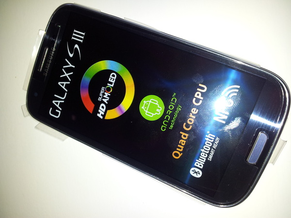 = now owner of an #Samsung Galaxy #S3