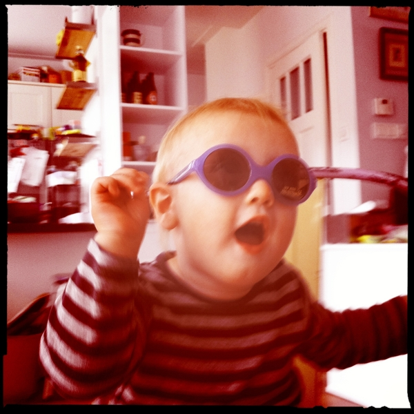 Fletcher of the day: sunglasses