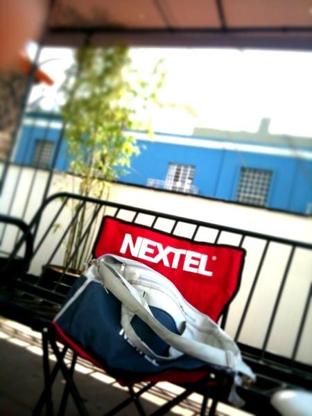Me llego un set playero de nextel. Incluso trae un estuche para el 3G Modem. Thx Nextel Peru! :D