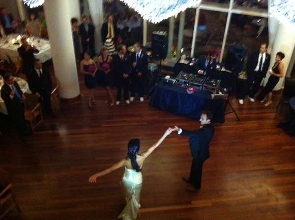 Rana & Paul - The First Dance #wedding #DC  @RexandRegina @Skyhighart
