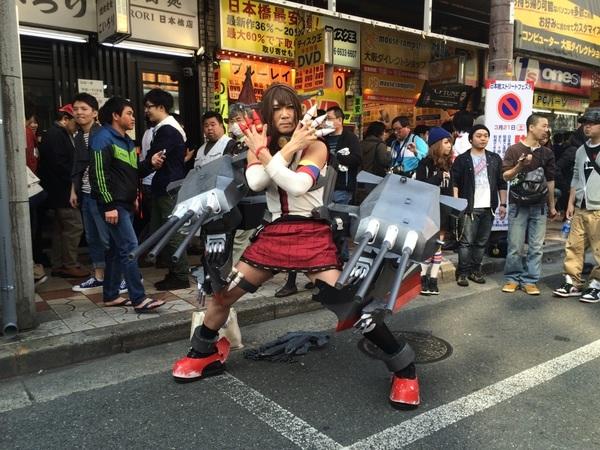The Strongest Yamato!
