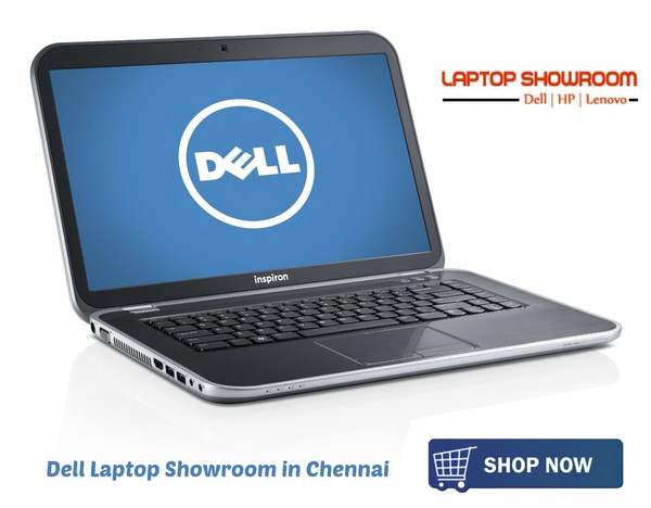 Dell Exclusive Laptop Showroom in Chennai