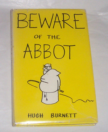 Beware the Abbot, by Hugh Burnett