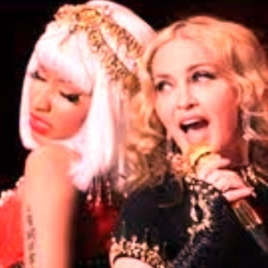 Can anyone confirm that Madonna was lip syncing at the SuperBowl??? I don't care just curious???