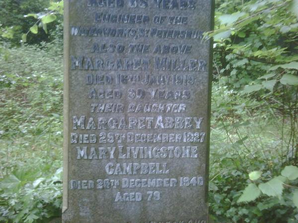 Campbell Ancestry, Glasgow, Scotland